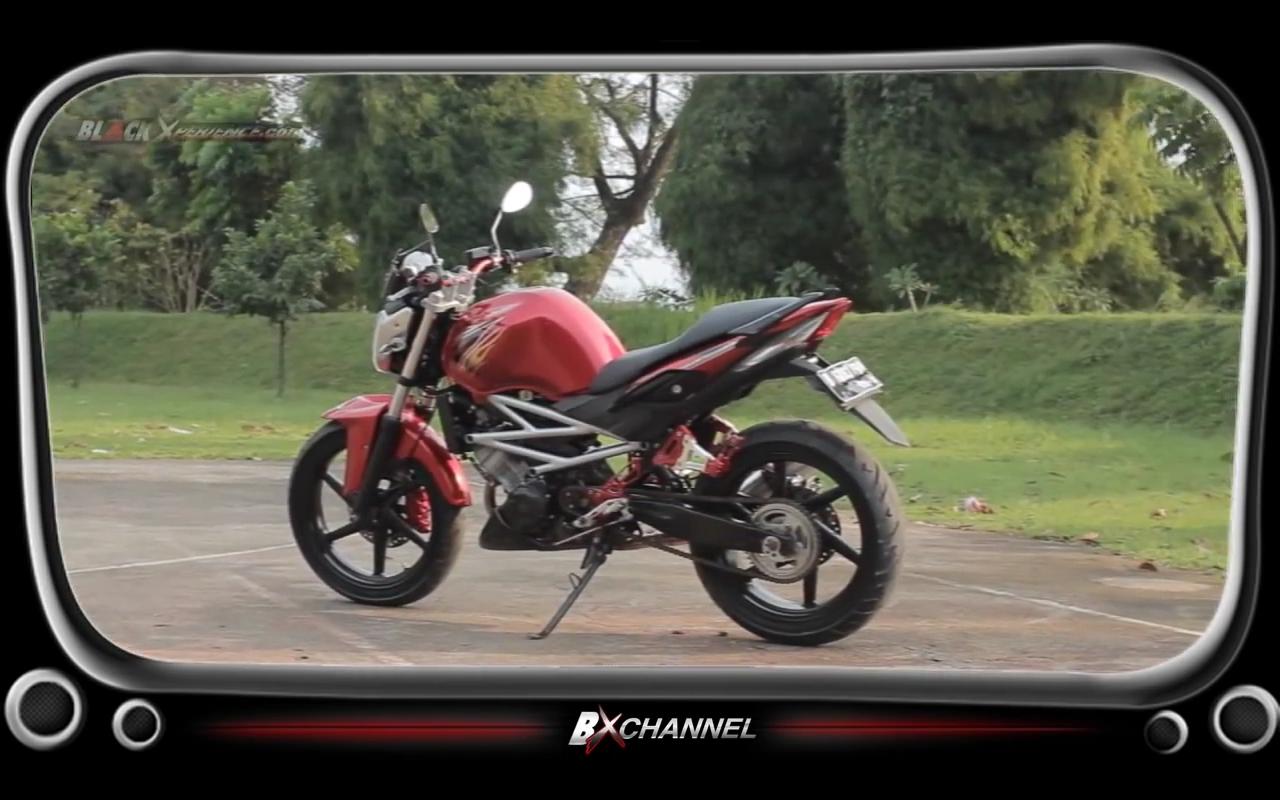 Modifikasi Honda CS1 Streetfighter Redcs1s Blog