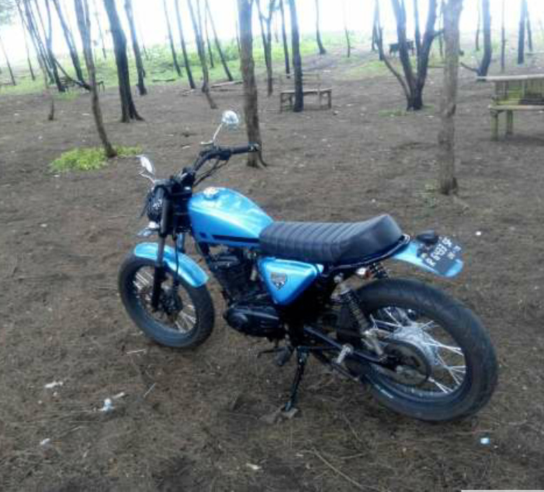 Suzuki Thunder  Olx